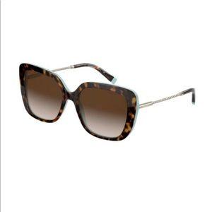 Tiffany and Co. Havana Sunglasses